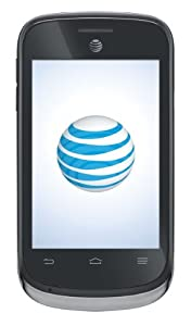 ZTE AT&T Avail II Z992 Unlocked GSM Android 4.1 Touchscreen Smartphone - Black