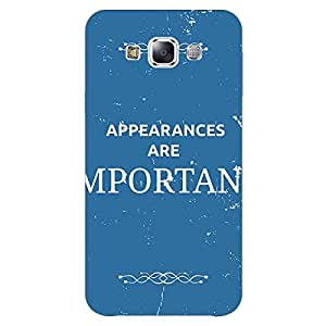 Jugaaduu SUITS Quotes Back Cover Case For Samsung Galaxy A7