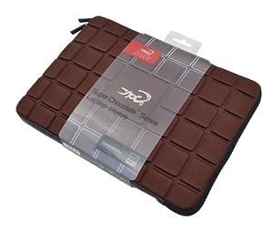 "Croco® 11"" Inch Apple Macbook Air Super Chocolate Carry Case Sleeve (Brown)"