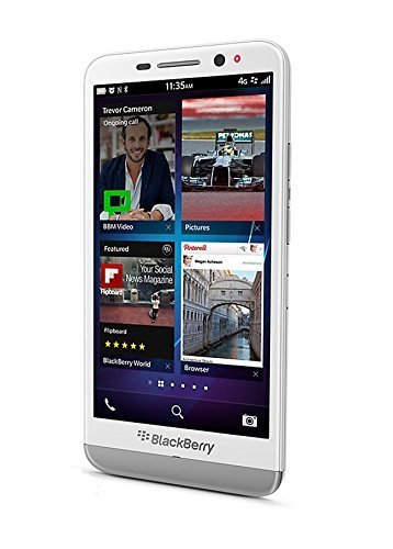 BlackBerry Z30 4G LTE 16GB Smart Phone (GSM Unlocked) - 5