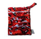 Sweet Pea Camo Wet Bag