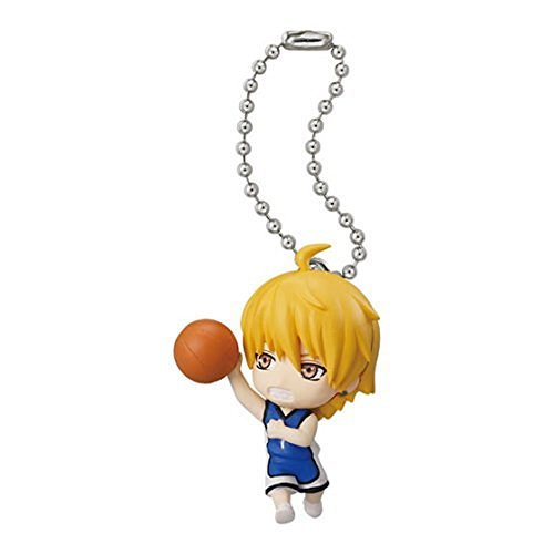 Bandai Kuroko No Basket Swing Figure Keychain~All star~Ryōta Kise - 1