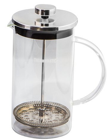 Limited Time Offer! French Press 34 Ounce by Thermotastic (1 liter, 34 oz)