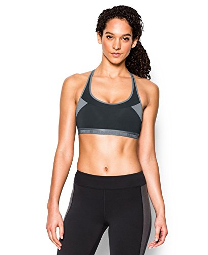 Under Armour Women's Mid Breathe, Anthracite (016), Large