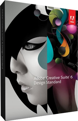 Adobe Retail CS6 Design Standard  Mac - 1 User