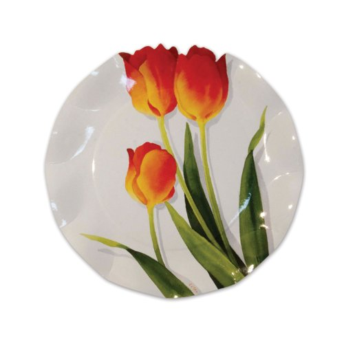 Tulip Large Plates (10/Pkg)