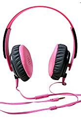 Hangout Stereo Headset-HOH-90-Pink