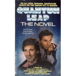 Quantum Leap: The Novel (Quantum Leap) by Ashley McConnell