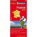 Carte NATIONAL France 2012