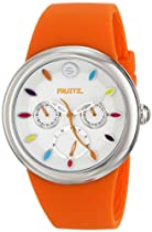 Fruitz by Philip Stein Unisex F43S-TF-O Stainless Steel Watch