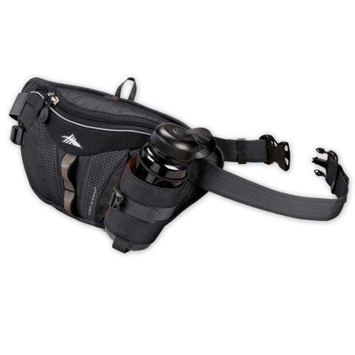 High Sierra Solo Lumbar Pack (Black) front-499537
