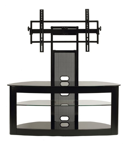 TransDeco LCD TV Stand with Universal Mounting System for 35 to 65-Inch Flat Panel TV (35 Plasma Tv compare prices)