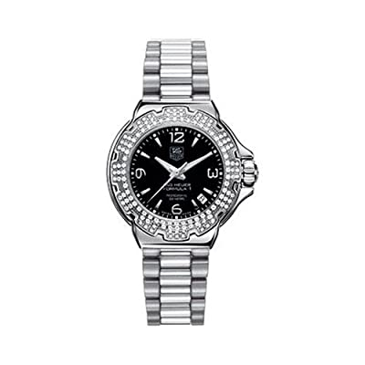 TAG Heuer Women's WAC1214.BA0852 Formula 1 Diamond Accented Watch from TAG Heuer