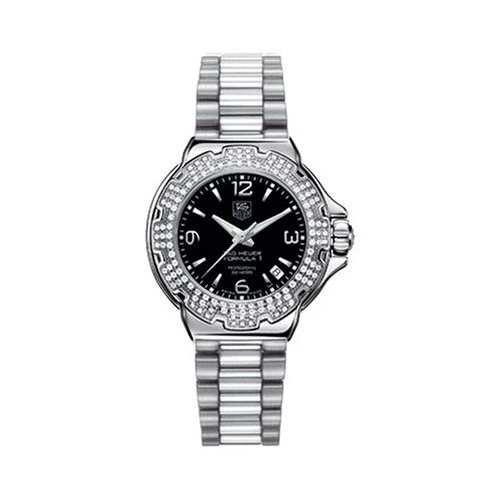 TAG Heuer Women's WAC1214.BA0852 Formula 1 Diamond Accented Watch
