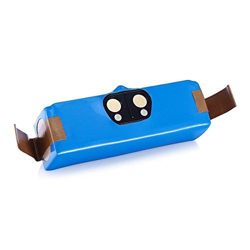 Powerextra Batterie de Remplacement de Grande Capacité 5500mAh 14.4v au Li-ion pour iRobot Roomba Roomba 500, 600, 700, 800 Series