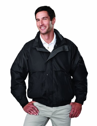 Tri-Mountain 3-In-1 System Jacket W/Concealable Hood. 7800 Dakota