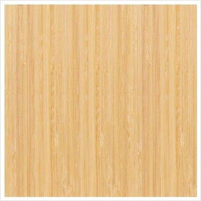 """Studio Floating Floor 7-11/16"""" Vertical Bamboo in Natural"""
