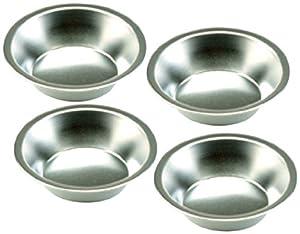 Norpro 3711 Tin Pie Pan, Set of 4 by Norpro