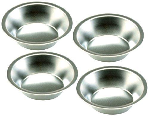 Norpro 3711 Tin Pie Pan, Set of 4 (Metal Pie Pans compare prices)