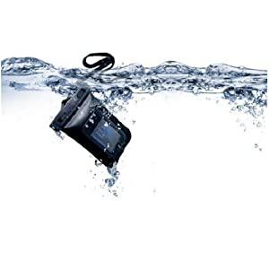 Waterproof Case for Apple Iphone 4, 4s - Also Works with Ipod Touch, Iphone 3g, 3gs, & Other Smartphones - Ipx8 Certified to 100 Feet