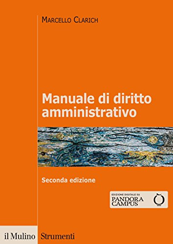 Manuale di diritto amministrativo PDF