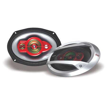 Sony Xplod Car Speakers Cost