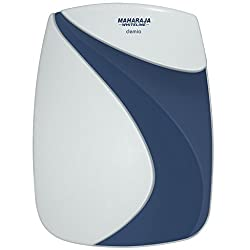 Maharaja Whiteline Clemio1 1-Litre Water Heater (White and Blue)