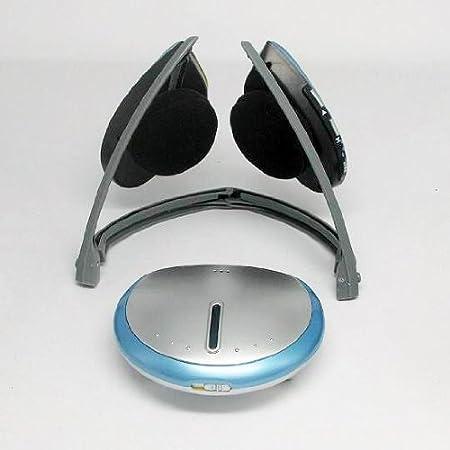 Sport Wireless Earphone Headphone for Nintendo Wii & PS3