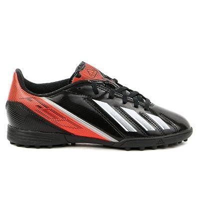 Buy Adidas F5 TRX TF Shoe - Black Running White - Boys by adidas