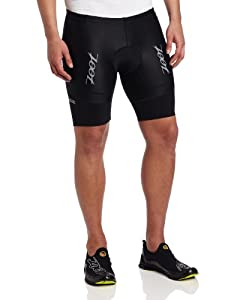 ZOOT SPORTS Men's Performance Tri 8-Inch Short (Black, Medium)