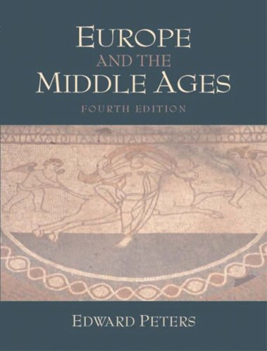 Europe And The Middle Ages- (Value Pack w/MySearchLab) (4th Edition)