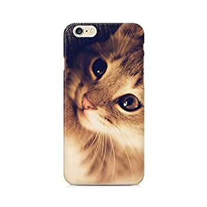 Mobicture Cute Kitty Premium Printed Case For Apple iPhone 6 Plus/6s Plus