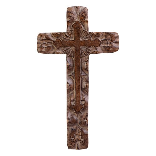 Wall Crosses Home Decor : Gifts d?cor classic rustic wall cross