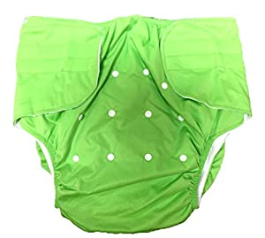Babyland Teen / Adult Cloth Diaper Green by Babyland