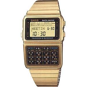 Casio General Men's Watches Data Bank DBC-610GA-1DF - WW