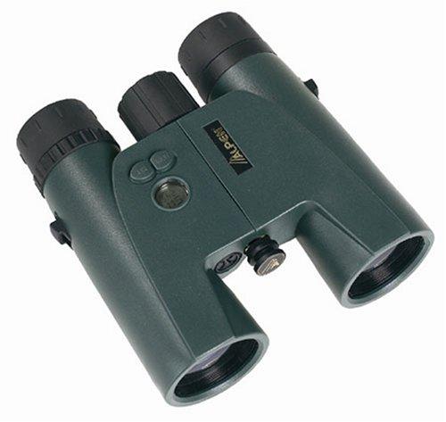 Alpen Trail-Tec 8X28 Waterproof Binocular With Lcd Digital Compass, Thermometer, Clock