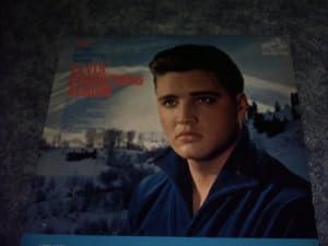 Elvis Presley Vinyl Lp Christmas Album