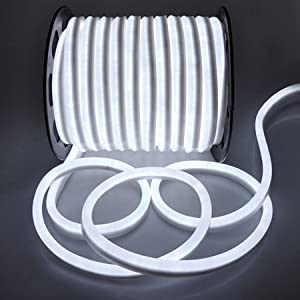 decorative lighting flexible cool illuminated led neon rope tube light. Black Bedroom Furniture Sets. Home Design Ideas