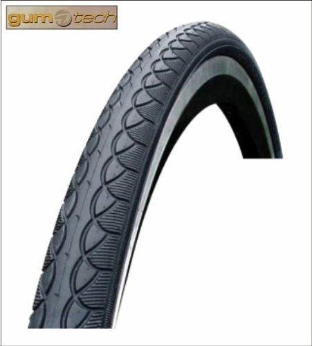 Gum-tech Fahrradmantel mit Reflex Fahrradreifen Decke 37-622 - 01022825