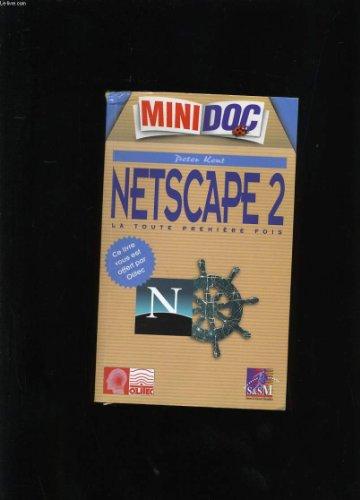 netscape-2-la-toute-premiere-fois
