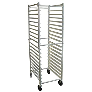 Bun Pan Rack - 5inch Slide Spacing, 12 Pan Capacity