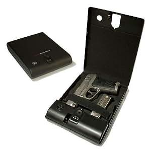 BioBox - Biometric Fingerprint Safe
