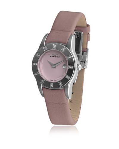 Sandoz Reloj de cuarzo 72544-77 Rosa 20.00 mm