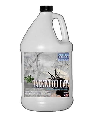 Backwood Bay ® (Extreme Hang Time Longest Lasting Fog Fluid) by Froggys Fog