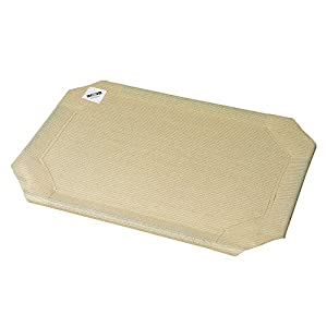 Coolaroo Pet Bed Replacement Cover, Wheat