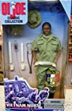 GI Joe Vietnam Nurse (Female African American Version)
