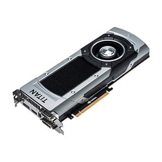 ZOTAC GeForce GTX TITAN BLACK グラフィックスボード 日本正規代理店品 VD5283 ZTGTXTITANBLK-6GD5R01