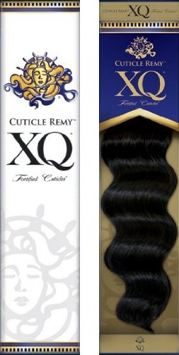 Cuticle remy xq human hair weave sensuous wave 18 inch 1 jet black cuticle remy xq human hair weave sensuous wave 18 inch 1 jet black pmusecretfo Gallery