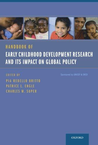 Manual de investigación para el desarrollo infantil temprano y su impacto en la política Global
