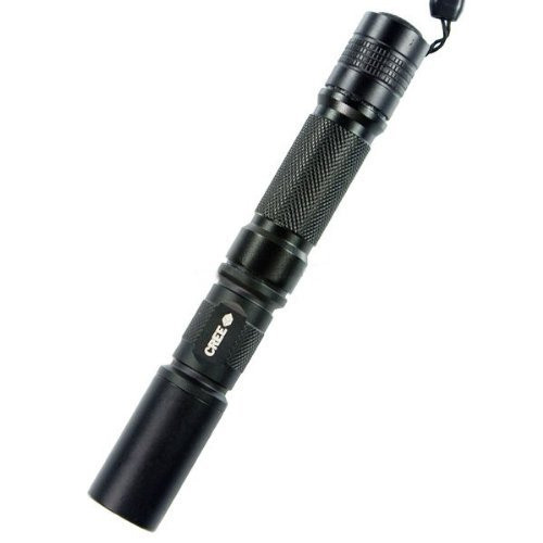 Ultrafire Cree C3 Flashlight Flashlamp Torch With 2Xaa Extension Tube Bundle